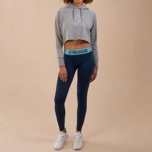 gymshark Pants - Blue gymshark leggings